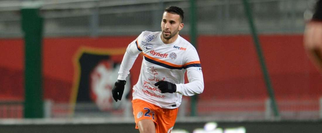 Moroccan international defender Abdelhamid El Kaoutari has agreed a deal to move from Montpellier to Serie A outfit Palermo, the French club announced on their website