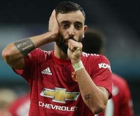 United beat Newcastle. AFP