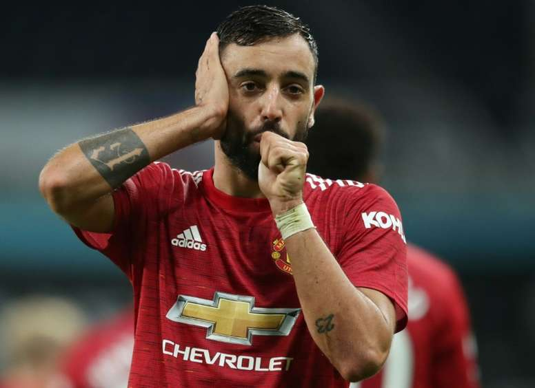 Maguire out, Fernandes to captain Man Utd against PSG. AFP