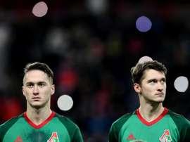Aleksey Miranchuk pode ter seu futuro no campeonato italiano ou espanhol. AFP