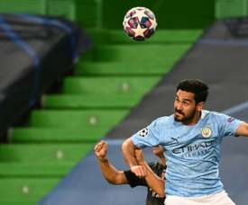 Man City's Gundogan tests positive for coronavirus. AFP