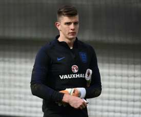 Nick Pope has revealed how he discovered he would be going with England to the World Cup. AFP
