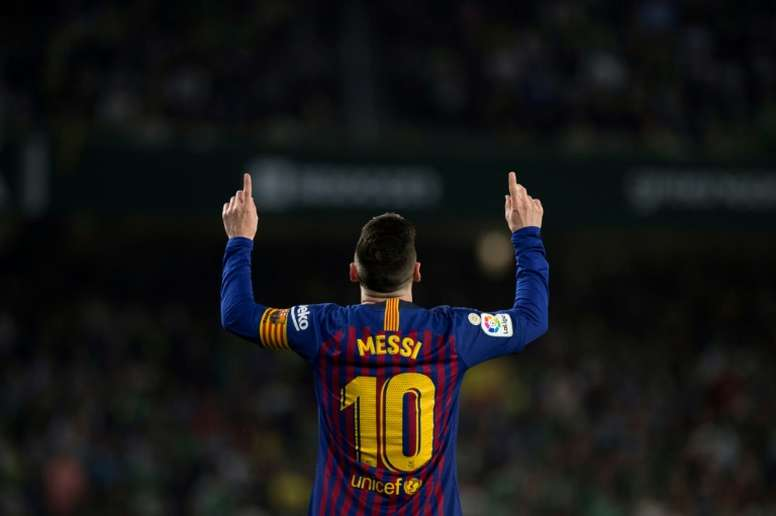 22 escalofríos en el Camp Nou. AFP