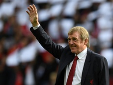 Kenny Dalglish has been discharged from hospital. AFP