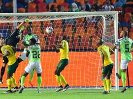 Troost-Ekong revels in 'dream' winner for Nigeria. AFP