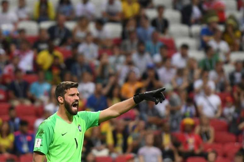 aabc5d06527 Pin Monchi rejected claims that Alisson's departure demonstrated a lack of  ambition. AFP