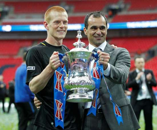 Championship side Wigan placed in administration. AFP