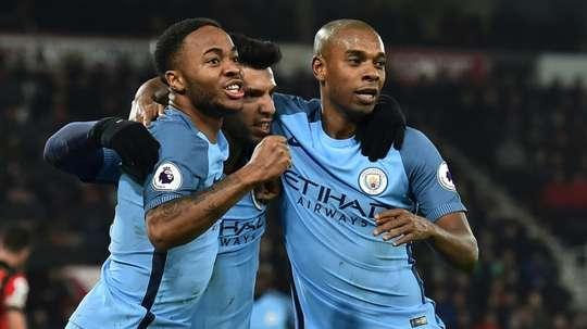 El Manchester City podrá hacerse con el Torque. AFP