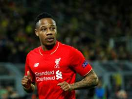 Nathaniel Clyne's loan spell at Bournemouth is up. AFP