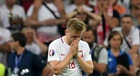 Blaszczykowski denunció racismo en su llegada a Alemania. AFP