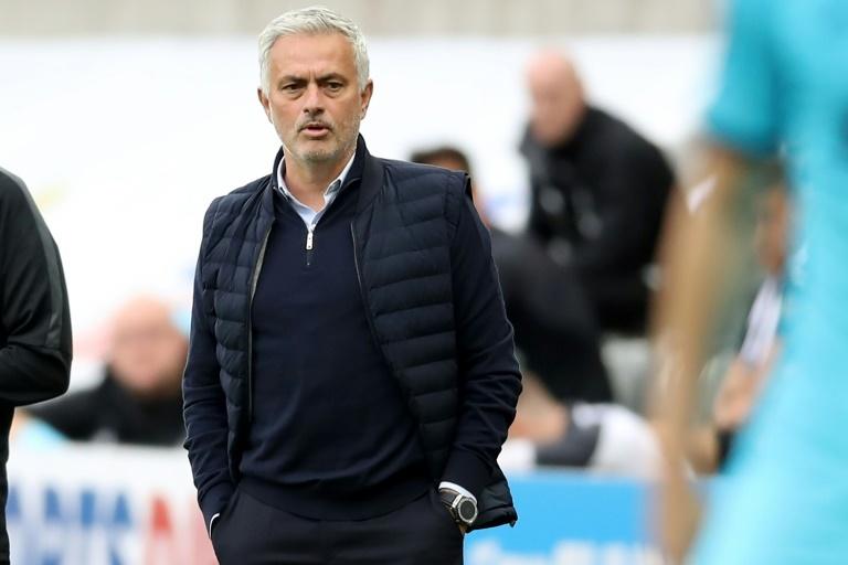 Mourinho uses Europa League bait to inspire Spurs