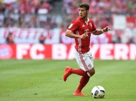 Bernat has been out for three months after suffering ligament damage during pre-season. AFP