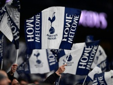 The positive belonged to Tottenham. AFP