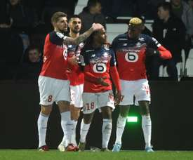 Lille boost Champions League bid with win at Angers. AFP