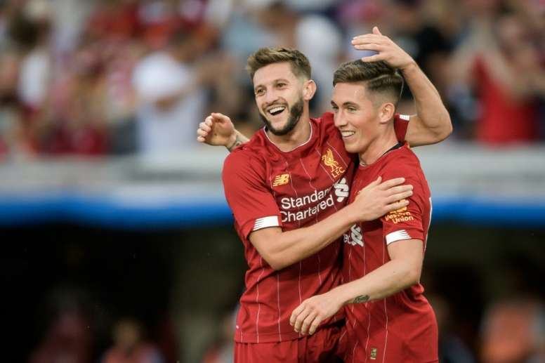 El Liverpool deja a Harry Wilson en el Bournemouth hasta final de temporada. AFP
