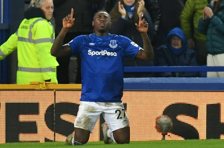 La fête de Moise Kean choque Everton