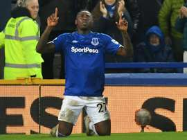 Everton 'appalled' by Kean's house party in midst of virus lockdown. AFP