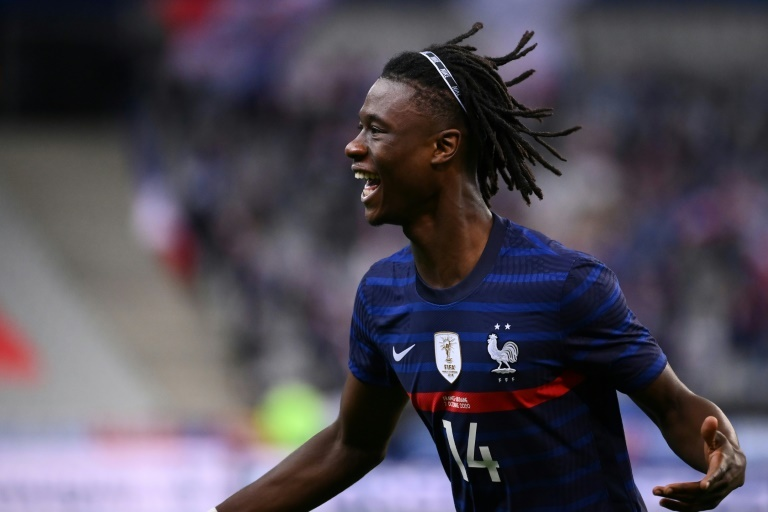 Son avenir, Camavinga n'est pas fixé — Rennes