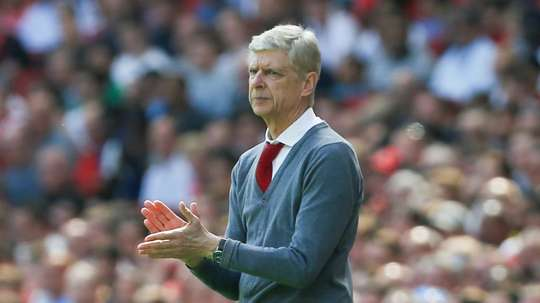 Wenger left Arsenal last summer after 22 years in charge. AFP