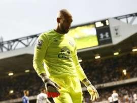 Everton's goalkeeper Tim Howard to leave for MLS in summer. BeSoccer