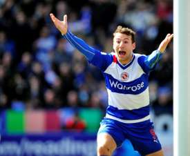 Le Fondre has a good record in English football. AFP