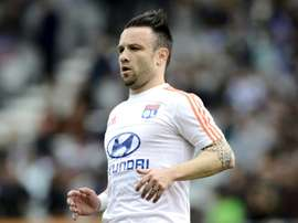 Mathieu Valbuena, pictured on April 23, 2016, has struggled for form