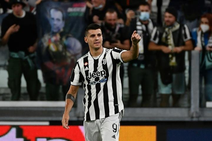La Juventus et l'AC Milan se neutralisent. AFP