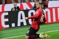 El Milan quiere seguir contando con Theo. AFP