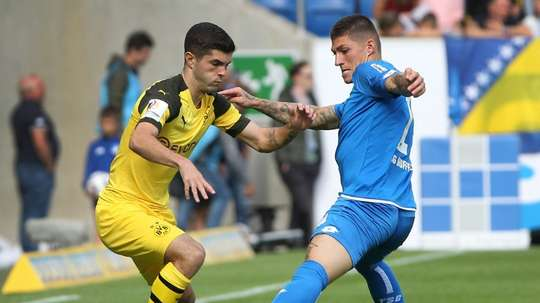 Pulisic is one of the brightest talents in wolrd football at the moment, AFP