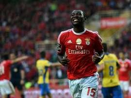 Benfica's Dutch forward Ola John. AFP