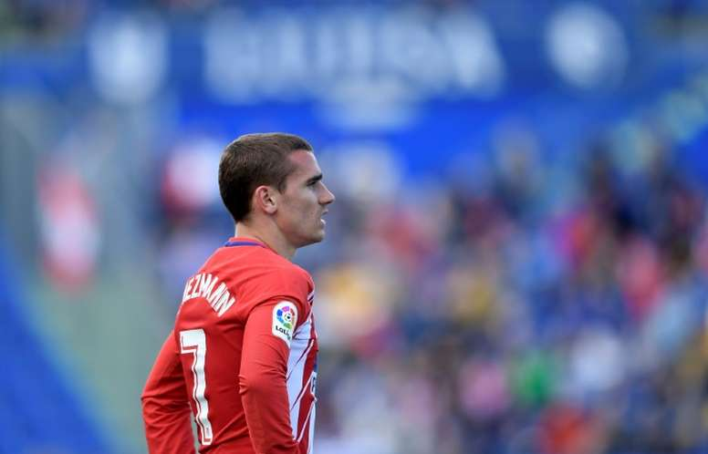 Many expect Griezmann to move on in the summer. AFP