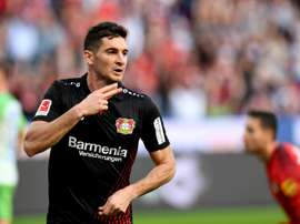 Leverkusen stumble to draw against Wolfsburg
