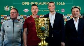 Kovac eyes double after 'intense' season. AFP