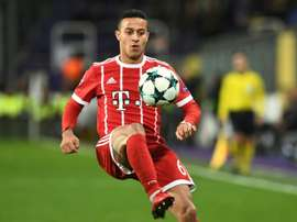 Thiago deve voltar ao futebol espanhol. AFP
