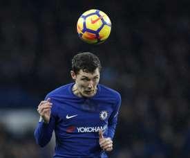 Chelsea ne souhaite pas écouter les offres. AFP