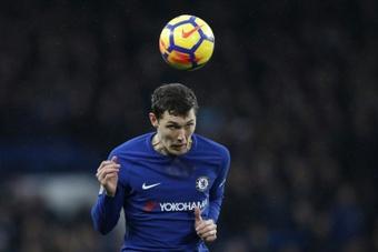 Christensen craint Hazard. AFP