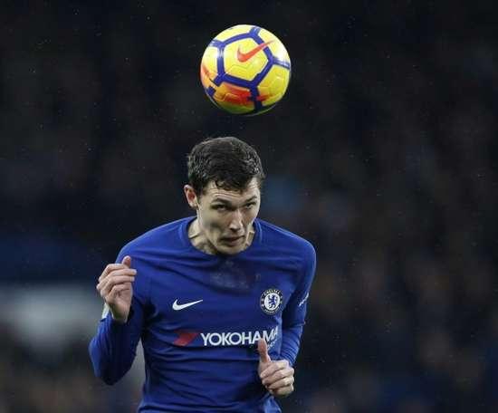 Chelsea évite une sanction supplémentaire. AFP