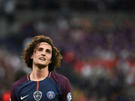 Rabiot will be at Juventus in a matter of hours. AFP
