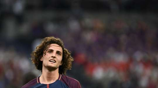 Rabiot is out of contract, and Juventus could be his next destination. AFP