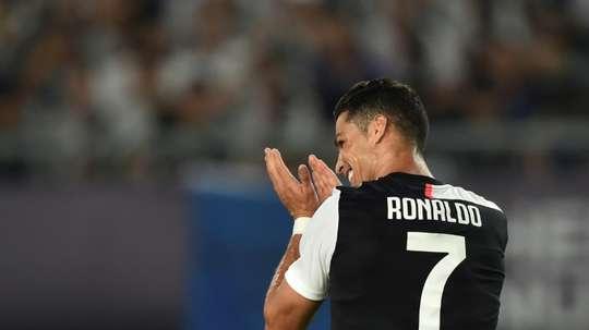 Ronaldo fait confiance à son compatriote. AFP