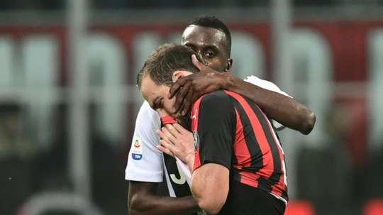 Higuain had a nightmare against his parent club. AFP