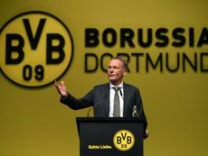 Hans-Joachim Watzke says Dortmund will not be making big money signings this summer. AFP