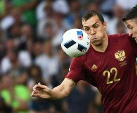 La Selección Rusa ha roto su mala racha de resultados ante Rumanía. AFP/Archivo