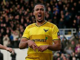 Kemar Roofe scored twice as Oxford United pulled off a major FA Cup shock by stunning Premier League side Swansea City 3-2