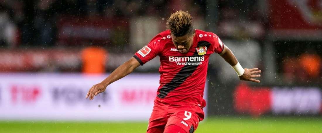 Em jogo de loucos, foi Bailey quem mais gols marcou. AFP
