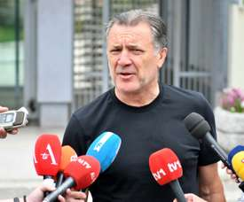 Mamic in question over fresh embezzlement charges. AFP