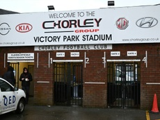 Chorley are thrilled to be facing Wolves in the FA Cup fourth round. AFP