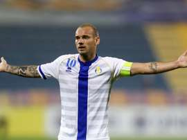 Galatasaray recusa retorno de Sneijder. AFP