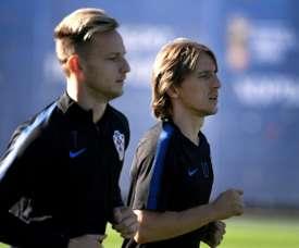 Suker falou dos croatas. AFP