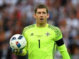 McGovern llegaría al Southampton como agente libre. AFP